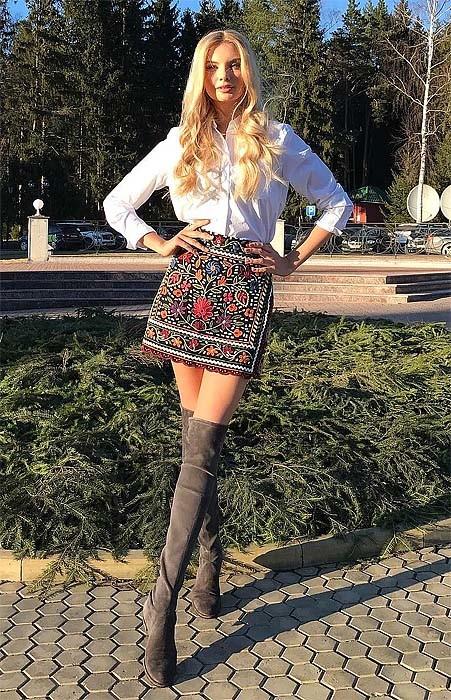 Полина Попова фото 8