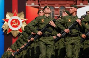 зарплата военных в россии