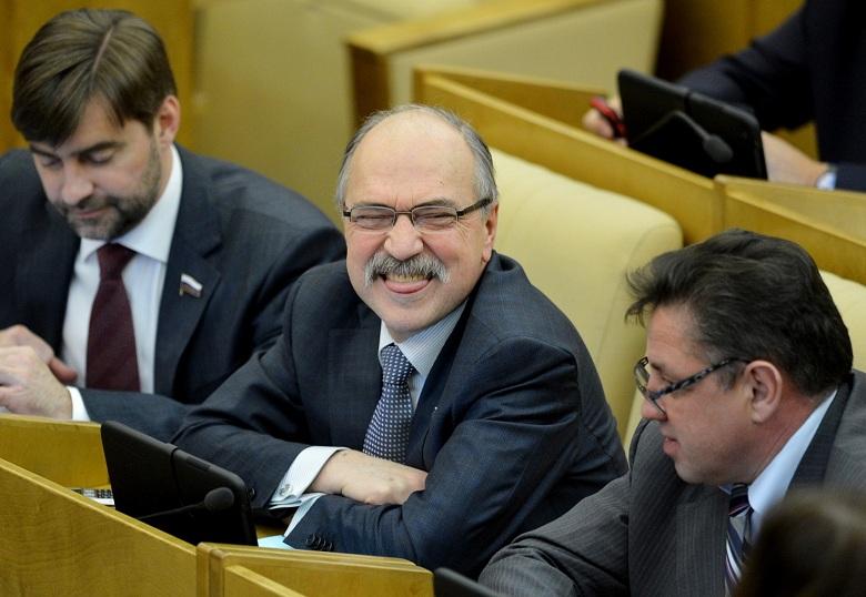 депутаты Госдумы зарплата