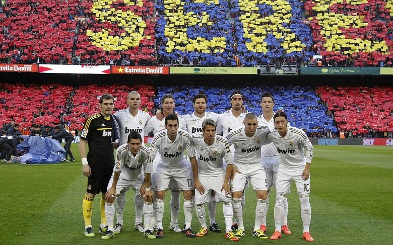 Клуб: «Реал»