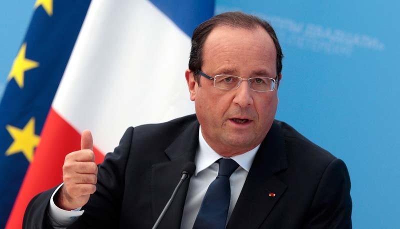 Франсуа Оланд
