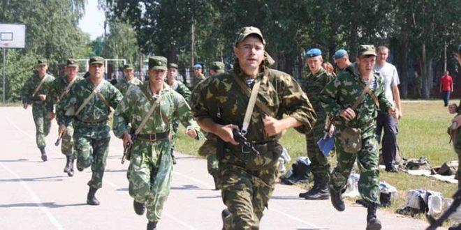 нормативы по ФИЗО для военных