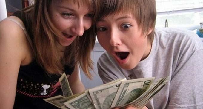 сколько можно заработать девочке в 12 лет