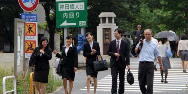 зарплата в Японии