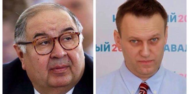 ответ Усманову от Навального