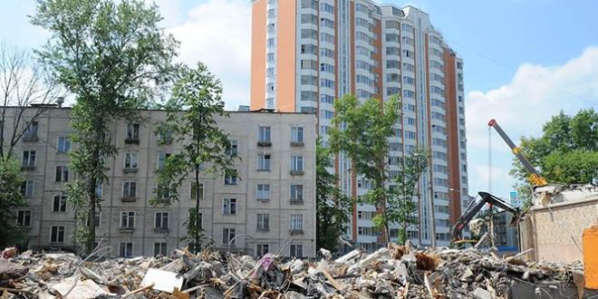 куда переселяют жильцов старых пятиэтажек