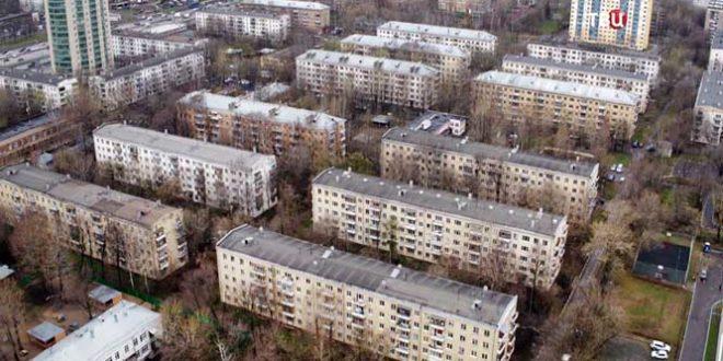 новый официальный список по сносимым домам в Москве