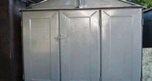 ижорский гараж