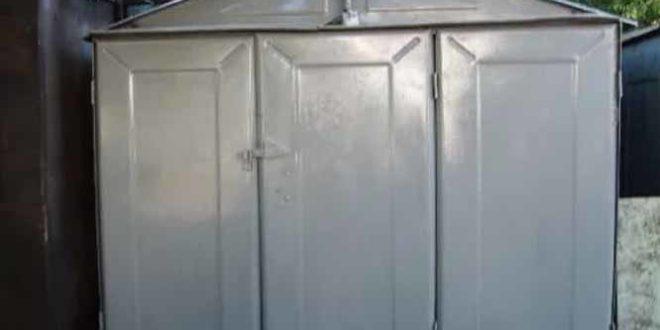 инструкция сборке александровского гаража по