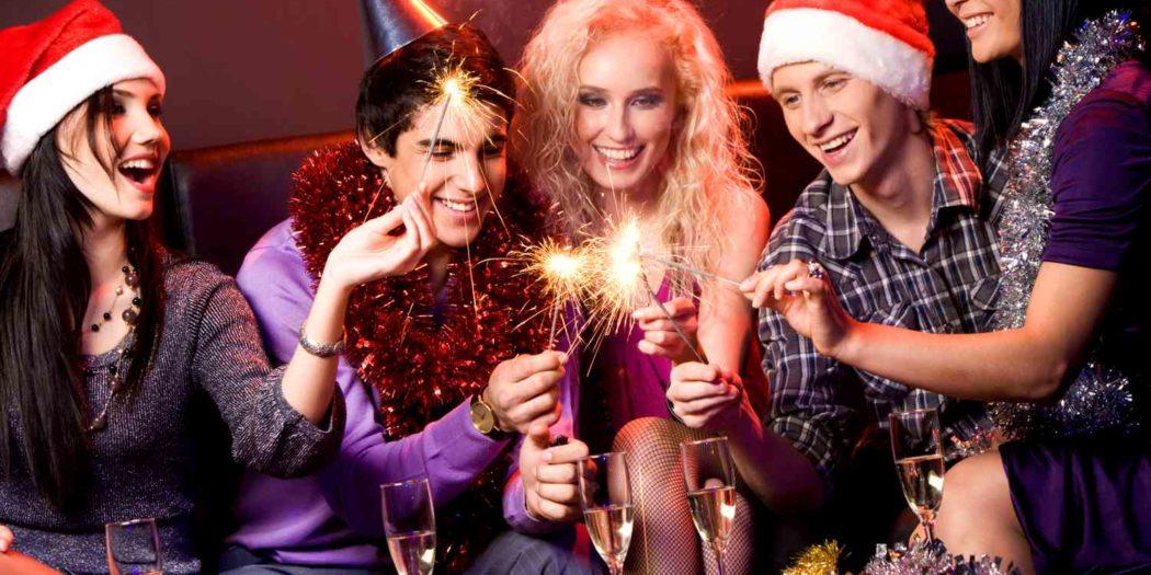 Новогодние игры и развлечения на Новый год 2018
