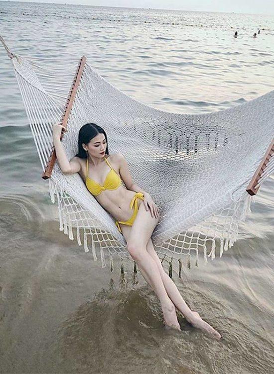 Фыонг Кхань Нгуен — 23-летняя победительница конкурса «Мисс Земля 2018»